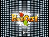 Punch-Out!! Wii Title Screen
