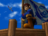 Skies of Arcadia Dreamcast Intro: Vyse