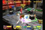 Power Stone 2 Dreamcast Four-player free for all.