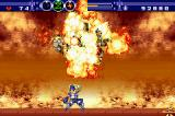 Gunstar Super Heroes Game Boy Advance Nice explosion