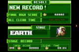 Gunstar Super Heroes Game Boy Advance New record for this stage