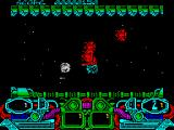 Dark Fusion ZX Spectrum Luckily these aliens don't shoot and seen fairly harmless. A lot of energy can be used trying to shoot them