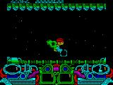 Dark Fusion ZX Spectrum Dying is not fun but it can be pretty. the ships may not shoot but they can collide