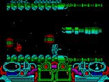 Dark Fusion ZX Spectrum This is where the game restarted after a life was lost so the player is not always taken back to the very start