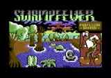 Swamp Fever Commodore 64 Title screen