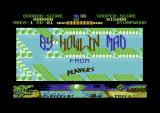 Swamp Fever Commodore 64 Scrolling title screen