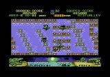 Swamp Fever Commodore 64 Man-eating flytraps
