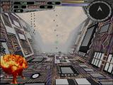 Terminal Velocity DOS You need to fly in supercomputer's canyon with multiply cannons placed on your way