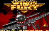 Wings of Fury Amiga Title screen