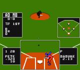 Baseball Stars NES Pitching & Batting