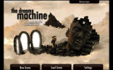 The Dream Machine: Chapter 1 Browser Main menu