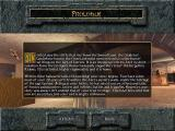 Baldur's Gate: The Original Saga Windows Each area is presented with some background information.