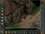 Baldur's Gate: The Original Saga Windows Ah, finally in the game.  My quest, my evil quest, is about to begin.