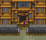 Babel TurboGrafx CD The A district of the capital is gorgeous