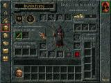Baldur's Gate: The Original Saga Windows You can view all your items and equip stuff at the Inventory screen.