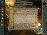 Baldur's Gate: The Original Saga Windows The Journal keeps track of your quests and progress.