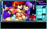 Cosmic Psycho PC-98 Why do they HAVE to include scenes with torture?? What kind of a pervert actually enjoys seeing that?!..