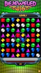 Bejeweled: Twist J2ME Starting out