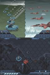 Tom Clancy's EndWar Nintendo DS Enemy planes are about to get shot down