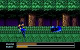 Sword Dancer PC-98 Oops... the blue slime is too tough