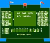 Bases Loaded NES Scoreboard