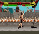 Mortal Kombat SNES Uppercut