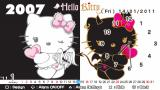 Hello Kitty: Puzzle Party PSP Gadget mode