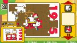 Hello Kitty: Puzzle Party PSP GAH WHERE DOES IT GO!