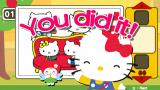 Hello Kitty: Puzzle Party PSP Yay! I did it!