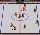 Blades of Steel NES Lining up
