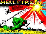 Hellfire Attack ZX Spectrum Loader