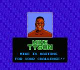 Mike Tyson's Punch-Out!! NES Title Screen #1