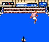 Mike Tyson's Punch-Out!! NES Joe Goes Down