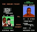 Mike Tyson's Punch-Out!! NES The Dream Fight - Intro