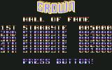 Crown Commodore 64 Highscores