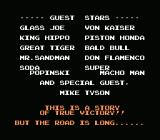 Mike Tyson's Punch-Out!! NES The Cast #2