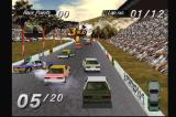 Destruction Derby PlayStation Wreckin' race gives points for leading plus causing damage.