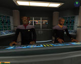 Star Trek: Elite Force II Windows Enterprise transport operators