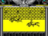 Coliseum ZX Spectrum The course is littered with obstacles that are best avoided