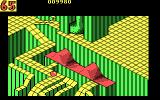 Marble Madness PC Booter A mechanical wave! (CGA)