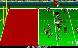MicroLeague Football 2 DOS Williams picks up 10
