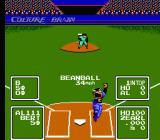 Baseball Simulator 1.000 NES Bean Ball