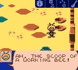 Maya the Bee: Garden Adventures Game Boy Color Found a scoop someone else is missing
