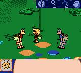Maya the Bee: Garden Adventures Game Boy Color The hornets don't have Willi with them - bad sign.