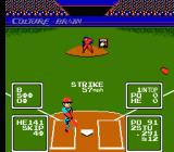 Baseball Simulator 1.000 NES Player spins after missing ball