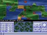 Operation Combat II: By Land, Sea & Air DOS One bridge too far wargames simulation