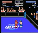 World Champ NES Boxing