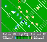 NES Play Action Football NES Hike!