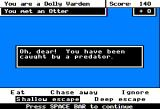 Odell Lake Apple II Did not escape this time