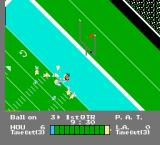 NES Play Action Football NES Kicking a field goal #2